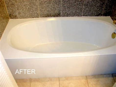 renew bathtub refinishing cultured marble tub after refinishing to white yelp