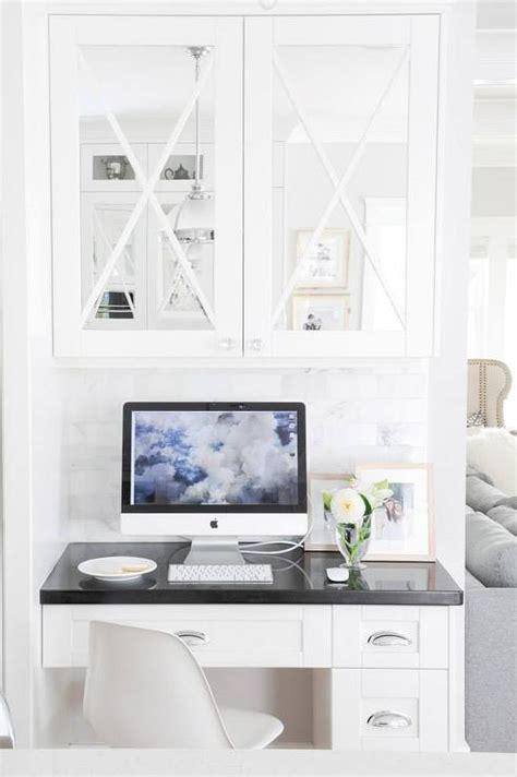 kitchen desks built in built in kitchen desk design ideas