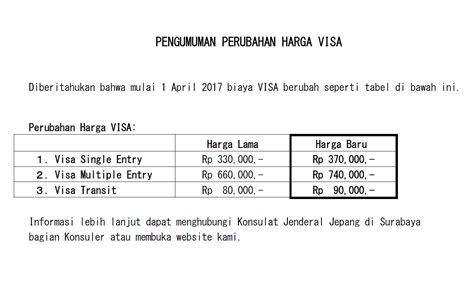 membuat visa di surabaya konsulat jenderal jepang di surabaya