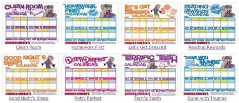 Reward Calendar Rewards Calendars 10 Free Tokens At Chuckie Cheese