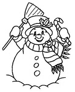 snowman coloring pages download print free