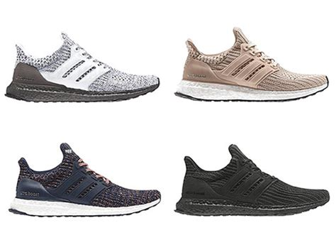 adidas ultra boost 4 0 adidas ultra boost 4 0 2018 colorway preview