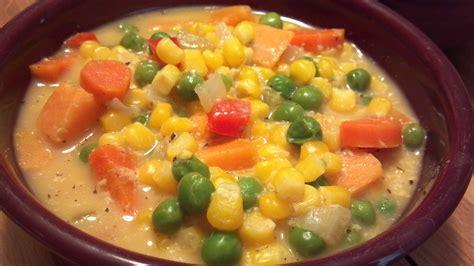 corn recipe corn chowder recipe dishmaps