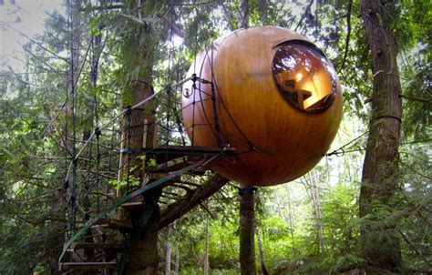 coolest treehouse in the world 3 of the world s coolest tree house hotels the manual