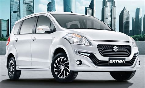 Unit Ertiga Dreza suzuki ertiga dreza launched in thailand from rm76k