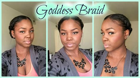 protective styles for black relaxed hair 3160 protective style goddess braid relaxed hair
