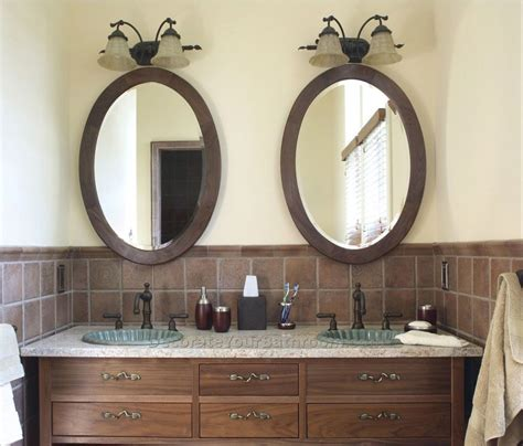oval bathroom mirrors oil rubbed bronze bathroom mirrors oval bronze bathroom design ideas