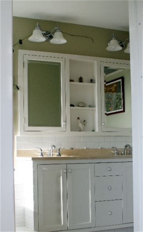 Custom Medicine Cabinets by Ridge Rd Cornwall Cambium Construction