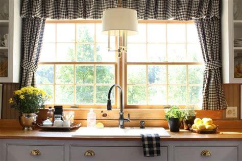 rideaux de cuisine design 25 rideaux cuisine pour une atmosph 232 re agr 233 able et rafra 238 chie