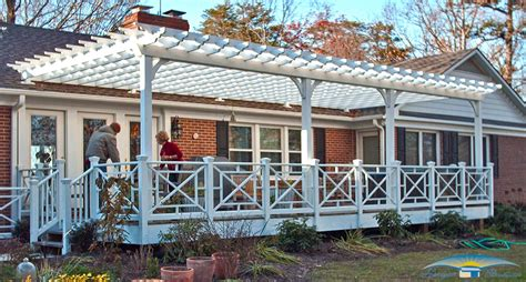 vinyl pergola kits sale pergolas for sale wood pergolas horizon structures
