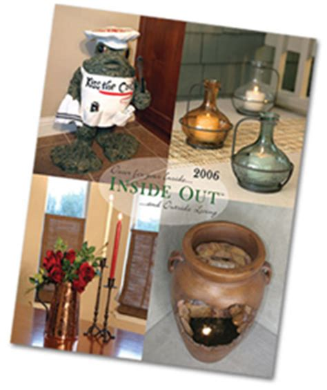 Home Decor Catalog Request by Inside Out Home And Garden Decor Catalog Request Catalog