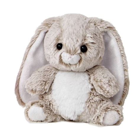 Light Brown Bunny by 7 Quot Plush Light Brown Bunny Rabbit Easter Stuffed