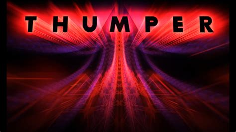 thumper game thumper game ps4 playstation
