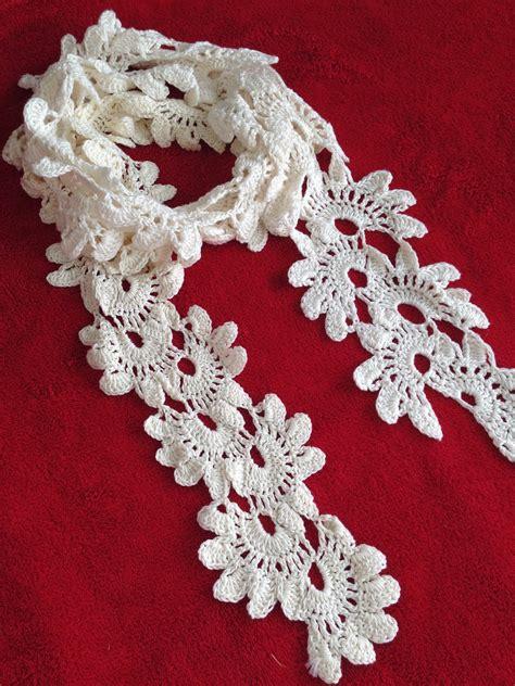 crochet lotus flower pattern faerytale crochet lotus flower scarf