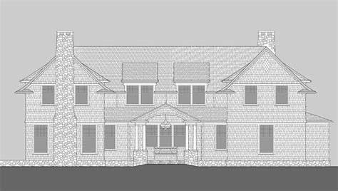 deer pond shingle style home plans by david neff architect moose pond shingle style home plans by david neff