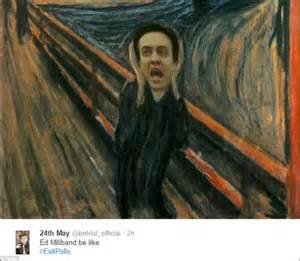 Meme Painting - general election memes poke fun at labour and liberal