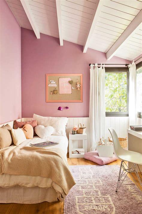 decoracion habitacion infantil turquesa de habitaciones pintadas en ideas decoracion dos colores