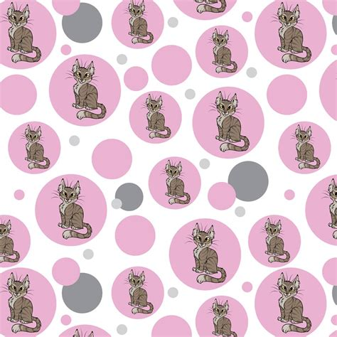 pattern gift paper premium gift wrap wrapping paper roll pattern cat kitty