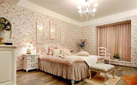 Ideas For Rural Style Bedroom Wall Unit Interior Design Bedroom Wallpaper Decorating Ideas