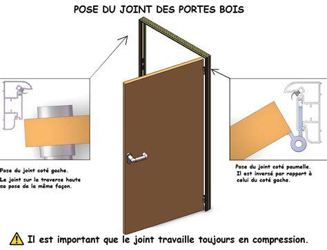 Pose Porte De Service 3856 by Comment Poser Joint De Porte La R 233 Ponse Est Sur Admicile Fr