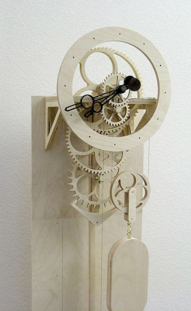 wood clock plans cnc woodworking projects plans