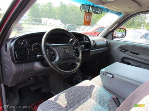 1999 dodge ram 1500 sport extended cab 4x4 interior photos
