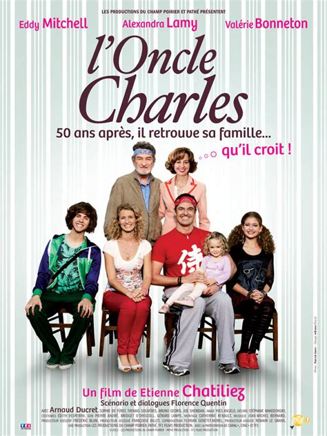 film comedie famille l oncle charles film 2011 allocin 233