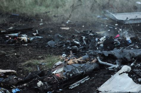 malaysia airlines mh 17 crash first photos of malaysia airlines mh17 boeing 777 crash in