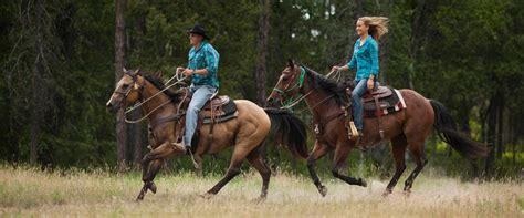 Rancher Home by Horseback Riding Vacations All Inclusive Mt Dude Ranch