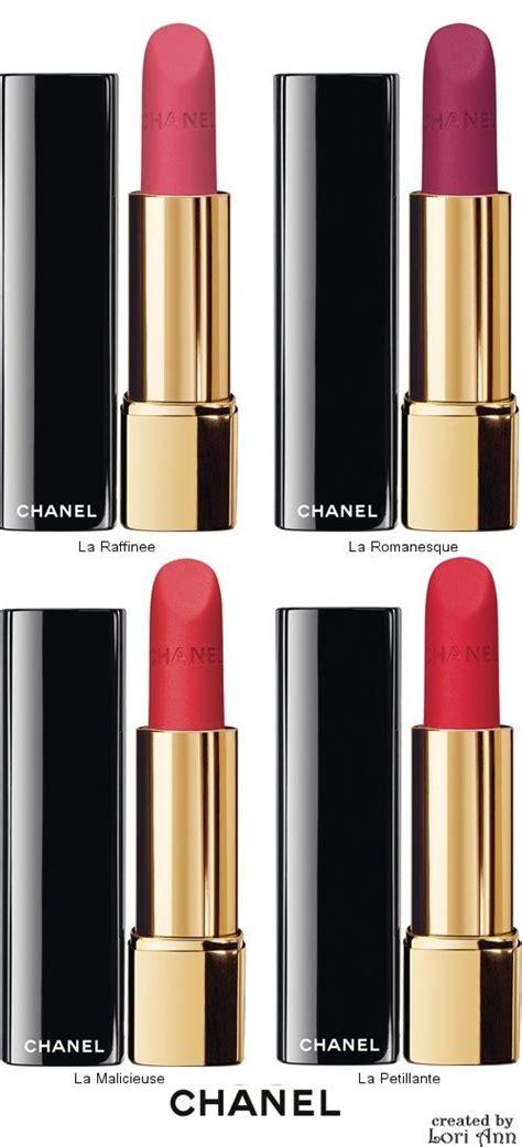 Chanel Lipstick Shades best 20 chanel lip ideas on chanel lipstick
