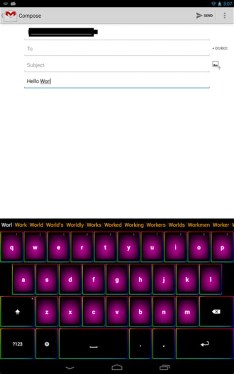 aptoide key rainbow keyboard download apk for android aptoide