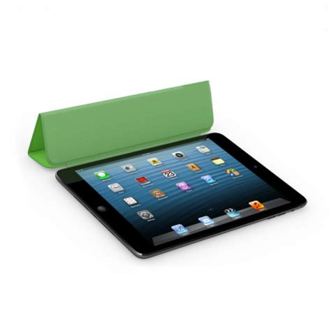 Apple Mini Samrtcover Poly Green Original Accessoris genuine apple mini 3 2 1 smart cover green