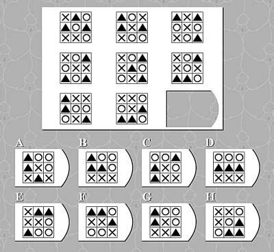 pattern tests intelligence 门萨智商俱乐部 高智商俱乐部门萨 淘宝助理