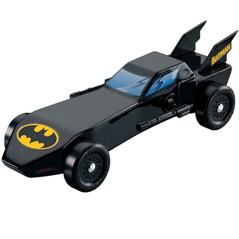 revell 174 pinewood derby 174 batmobile trophy series kit