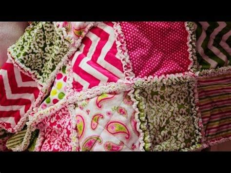 tutorial para hacer quilting how to make a rag quilt sewing tutorial for beginners