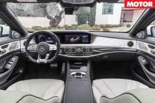 Mercedes G63 Interior Shanghai Motor Show 2018 Mercedes Amg S63 Revealed Motor