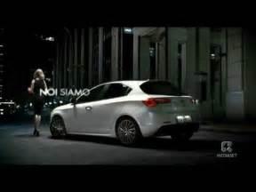 alfa romeo giulietta commercial alfa romeo giulietta commercial ad publicidad con uma