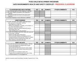 Product Development Checklist Template by 7 Best Images Of Product Development Checklist Template