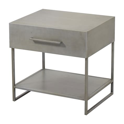 Stainless Steel Nightstand 58 Cb2 Cb2 Stainless Steel Nightstand Tables