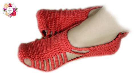 crochet slippers for beginners unique crochet slippers tutorial for beginners beginners