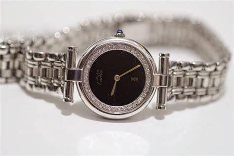 Cartier Halus sale koleksi jam cartier 925 quartz