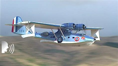 flying boat airplane catalina pby 5a hibious flying boat youtube