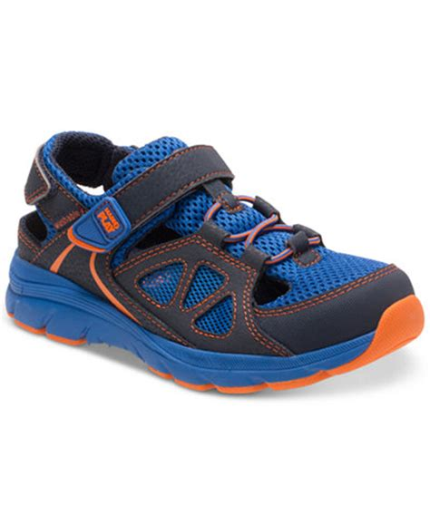 stride rite toddler sandals stride rite m2p scout sandals toddler boys 4 5