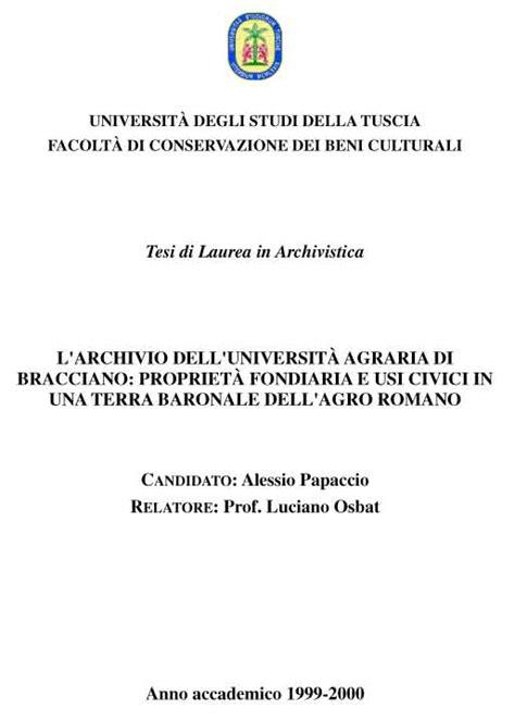 forum lettere e filosofia sapienza pubblicazioni sul territorio tesi di laurea e dottorato
