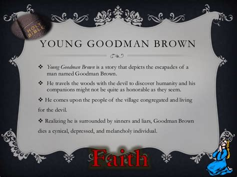 10 best young goodman brown images on pinterest nathaniel