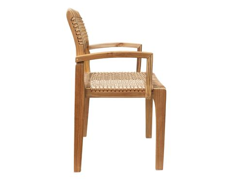 Dac Chair by Sands Dining Arm Chair Hl Snds Sd Dac Patio Productions