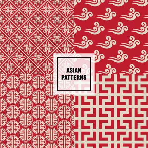 oriental pattern vector free download asian pattern vectors photos and psd files free download