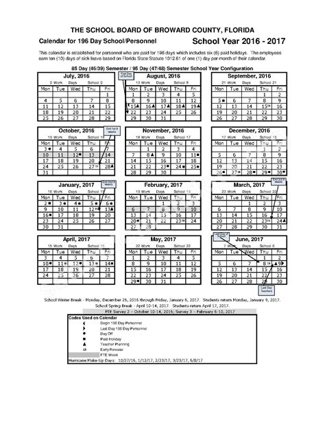 Broward School Calendar Broward Schools Calendar 2014 Seterms