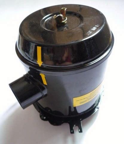 Air Filter Assy T Rino 125ht air filter assy alat mobil