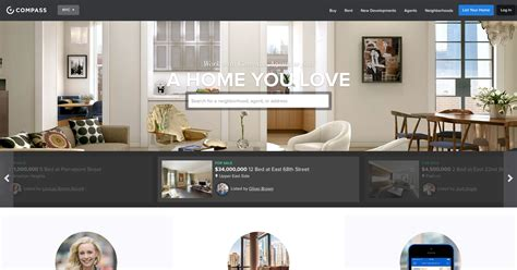 the most beautiful websites 25 most beautiful real estate websites 2014